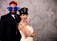 Jessica and John Photobooth