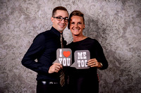 Diane and Mark Photobooth